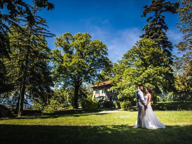 Le mariage de Stephen et Laura à Vétraz-Monthoux, Haute-Savoie 14