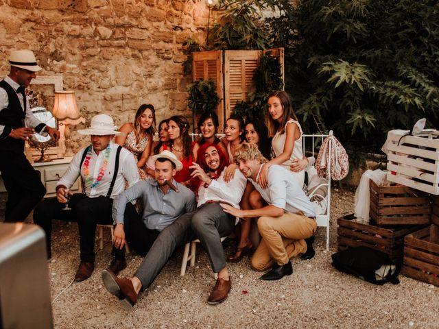 Le mariage de Paul et Aurélie à Arles, Bouches-du-Rhône 52