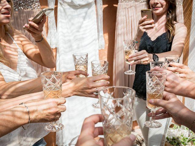 Le mariage de Pierric et Johanna à Saint-Tropez, Var 6