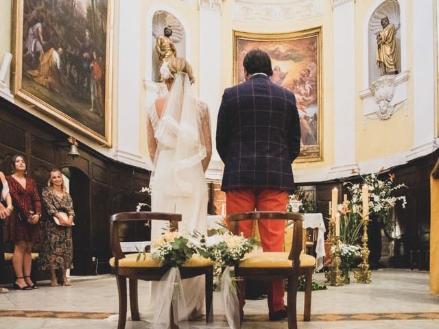 Le mariage de Pierric et Johanna à Saint-Tropez, Var 8