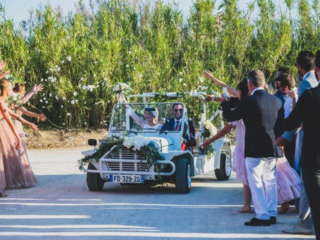 Le mariage de Pierric et Johanna à Saint-Tropez, Var 12