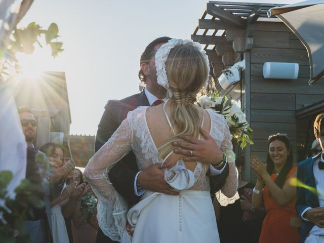 Le mariage de Pierric et Johanna à Saint-Tropez, Var 14
