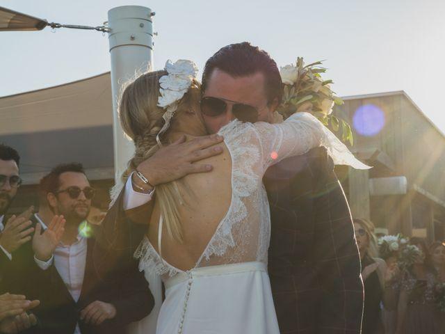 Le mariage de Pierric et Johanna à Saint-Tropez, Var 15