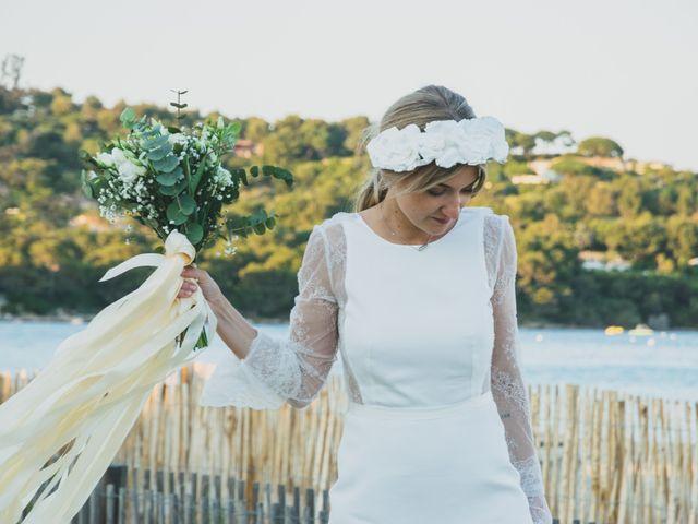 Le mariage de Pierric et Johanna à Saint-Tropez, Var 21