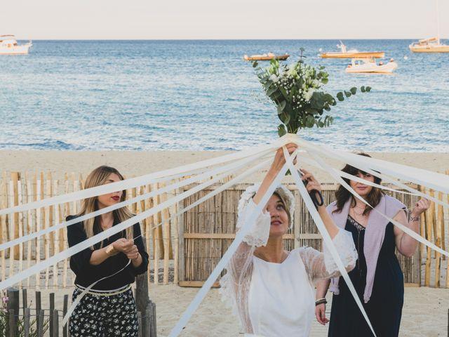 Le mariage de Pierric et Johanna à Saint-Tropez, Var 22