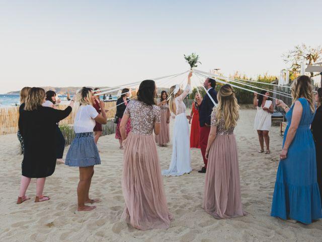 Le mariage de Pierric et Johanna à Saint-Tropez, Var 23