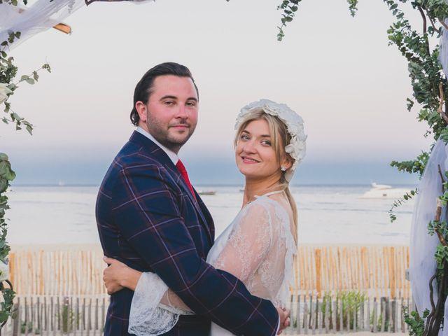 Le mariage de Pierric et Johanna à Saint-Tropez, Var 25