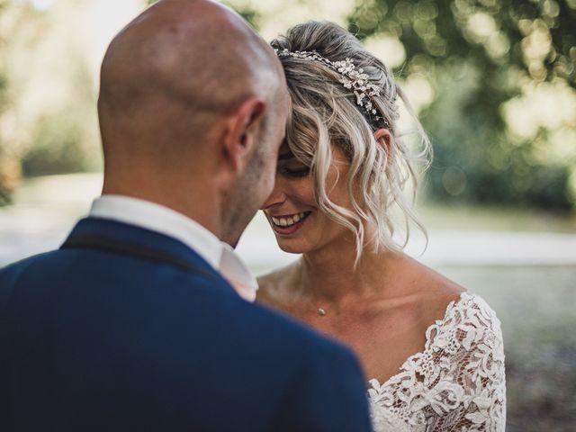 Le mariage de Lucie et Fred