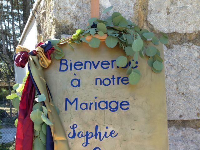 Le mariage de Julien et Sophie  à Saint-Péray, Ardèche 4