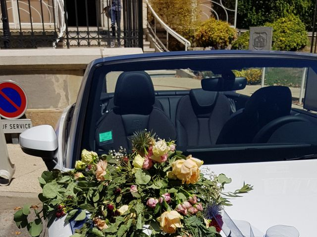 Le mariage de Julien et Sophie  à Saint-Péray, Ardèche 7