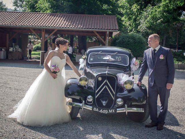 Le mariage de Loic et Céline à Voreppe, Isère 11