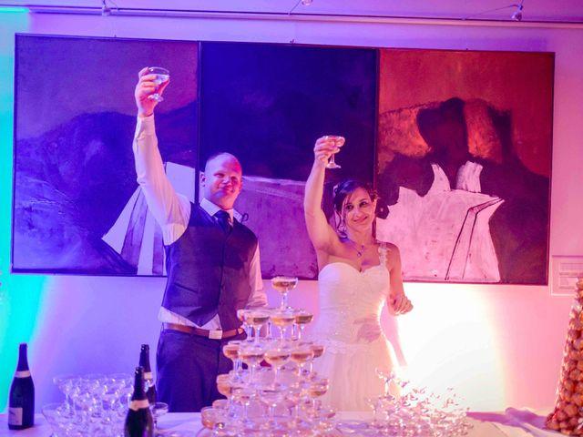 Le mariage de Loic et Céline à Voreppe, Isère 46