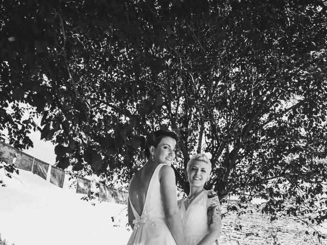 Le mariage de Angèle et Marianne à Besançon, Doubs 27
