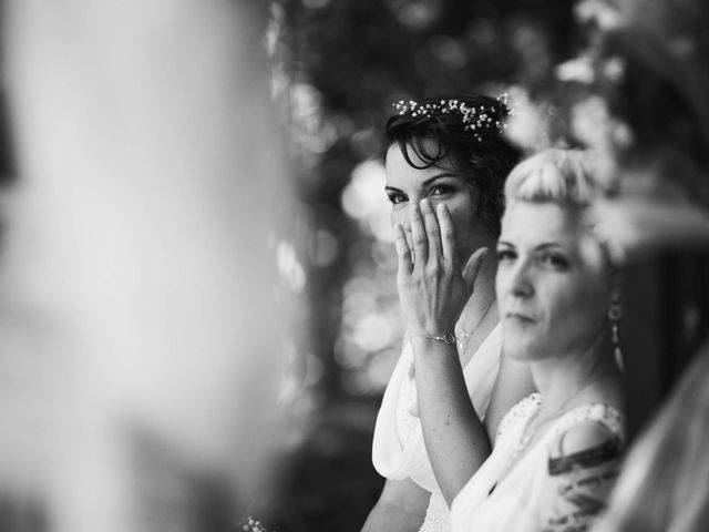 Le mariage de Angèle et Marianne à Besançon, Doubs 61