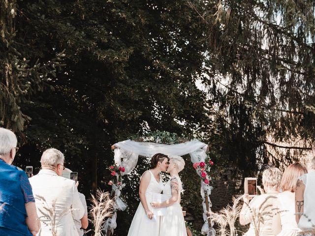 Le mariage de Angèle et Marianne à Besançon, Doubs 66