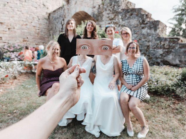 Le mariage de Angèle et Marianne à Besançon, Doubs 71
