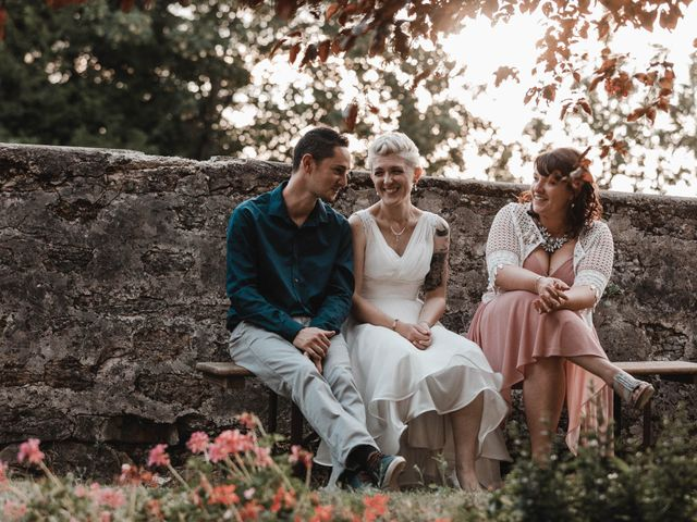 Le mariage de Angèle et Marianne à Besançon, Doubs 72