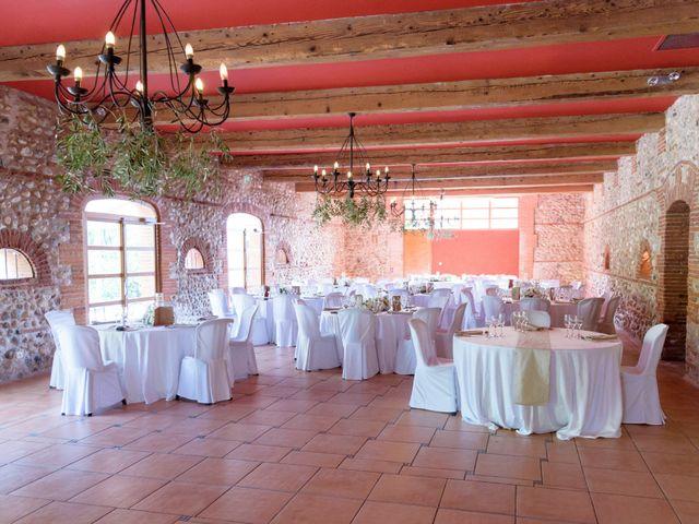 Le mariage de Jennifer et Romain à Le Soler, Pyrénées-Orientales 4