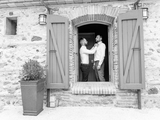 Le mariage de Jennifer et Romain à Le Soler, Pyrénées-Orientales 12