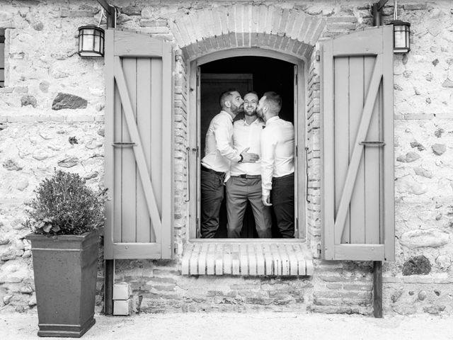 Le mariage de Jennifer et Romain à Le Soler, Pyrénées-Orientales 14