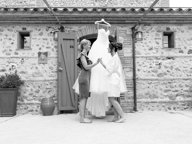 Le mariage de Jennifer et Romain à Le Soler, Pyrénées-Orientales 24