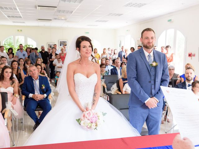 Le mariage de Jennifer et Romain à Le Soler, Pyrénées-Orientales 30