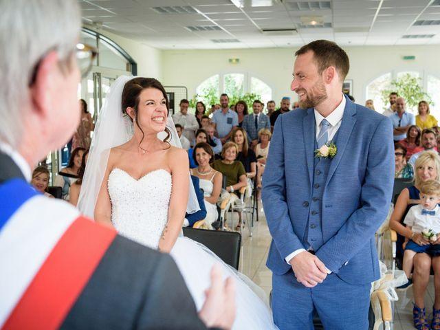 Le mariage de Jennifer et Romain à Le Soler, Pyrénées-Orientales 31