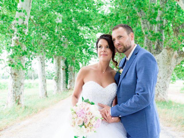 Le mariage de Jennifer et Romain à Le Soler, Pyrénées-Orientales 33