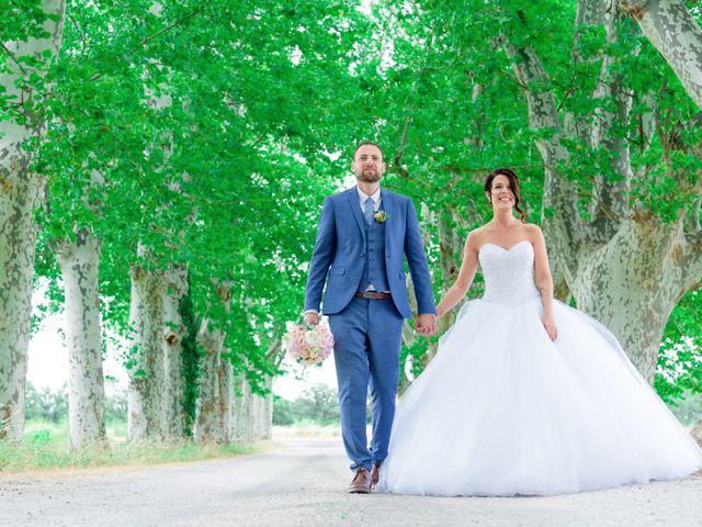 Le mariage de Jennifer et Romain à Le Soler, Pyrénées-Orientales 37