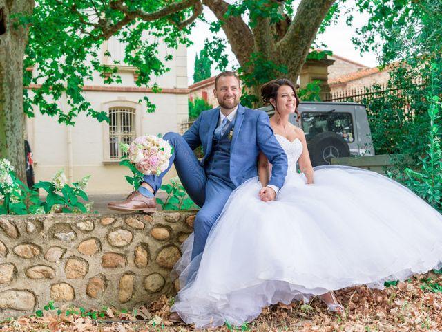 Le mariage de Jennifer et Romain à Le Soler, Pyrénées-Orientales 41