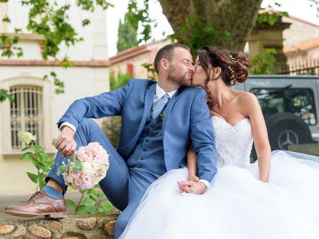 Le mariage de Jennifer et Romain à Le Soler, Pyrénées-Orientales 42