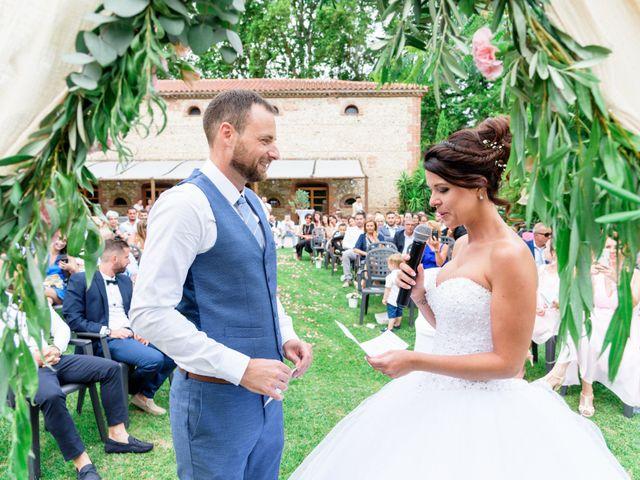 Le mariage de Jennifer et Romain à Le Soler, Pyrénées-Orientales 58