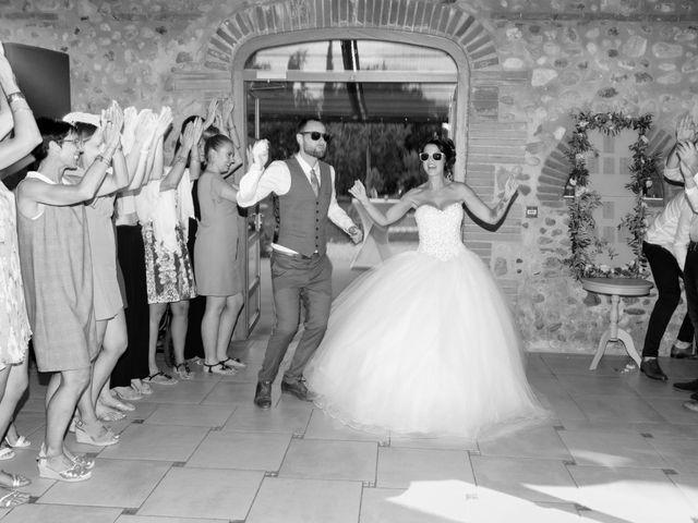 Le mariage de Jennifer et Romain à Le Soler, Pyrénées-Orientales 67
