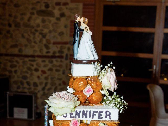 Le mariage de Jennifer et Romain à Le Soler, Pyrénées-Orientales 82