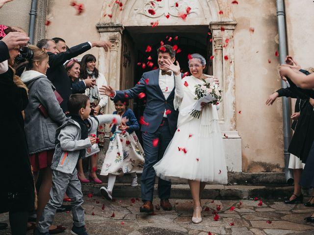 Le mariage de Nicolas et Laure à Olargues, Hérault 11