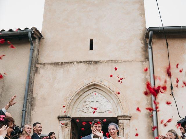 Le mariage de Nicolas et Laure à Olargues, Hérault 12