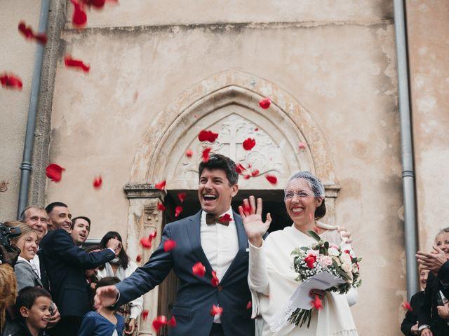 Le mariage de Nicolas et Laure à Olargues, Hérault 13