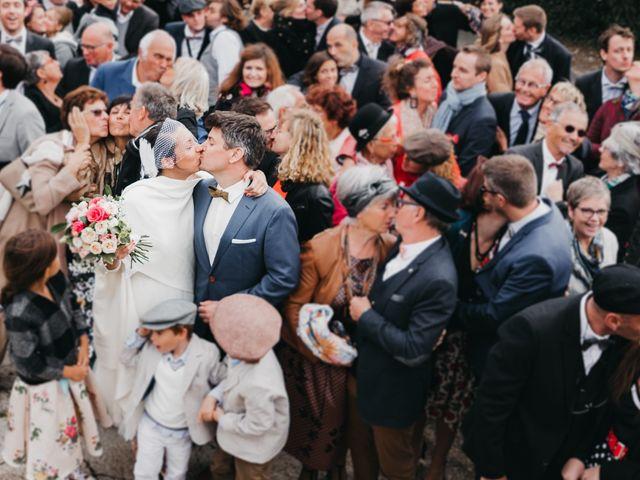 Le mariage de Nicolas et Laure à Olargues, Hérault 15