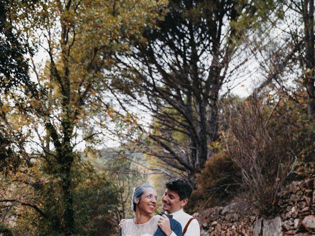 Le mariage de Nicolas et Laure à Olargues, Hérault 23