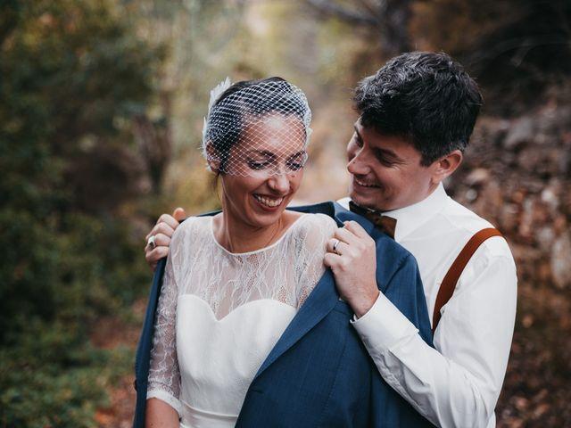 Le mariage de Nicolas et Laure à Olargues, Hérault 24