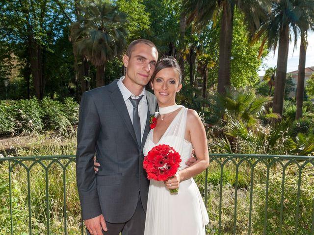 Le mariage de Thomas et Christelle à La Garde, Var 8