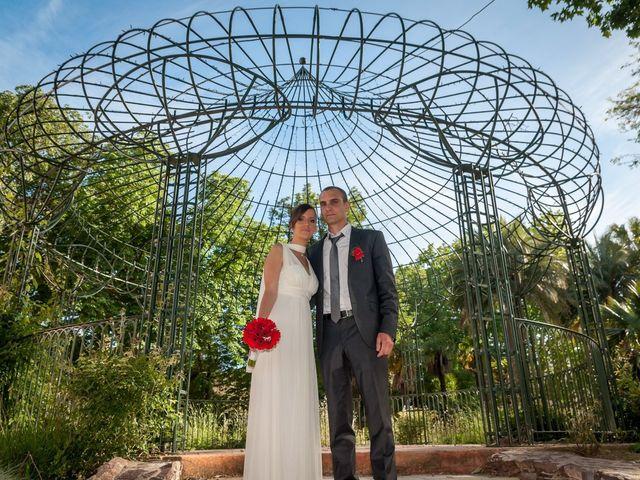 Le mariage de Thomas et Christelle à La Garde, Var 15