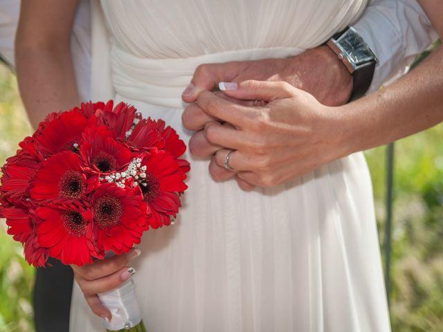 Le mariage de Thomas et Christelle à La Garde, Var 16
