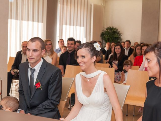 Le mariage de Thomas et Christelle à La Garde, Var 18