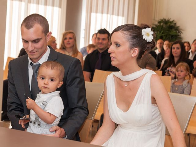 Le mariage de Thomas et Christelle à La Garde, Var 19