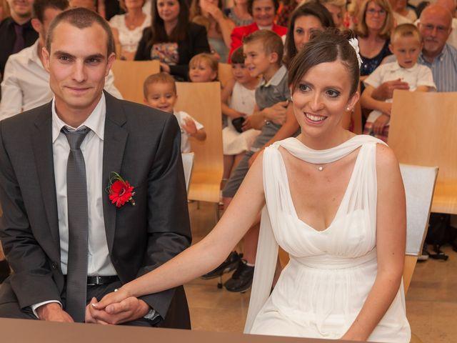 Le mariage de Thomas et Christelle à La Garde, Var 21