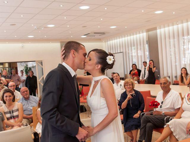 Le mariage de Thomas et Christelle à La Garde, Var 24