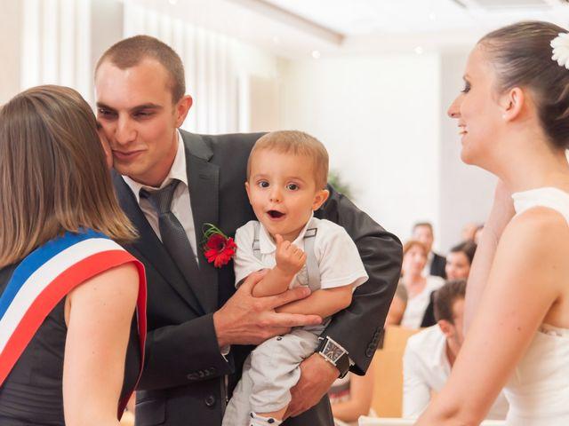 Le mariage de Thomas et Christelle à La Garde, Var 27