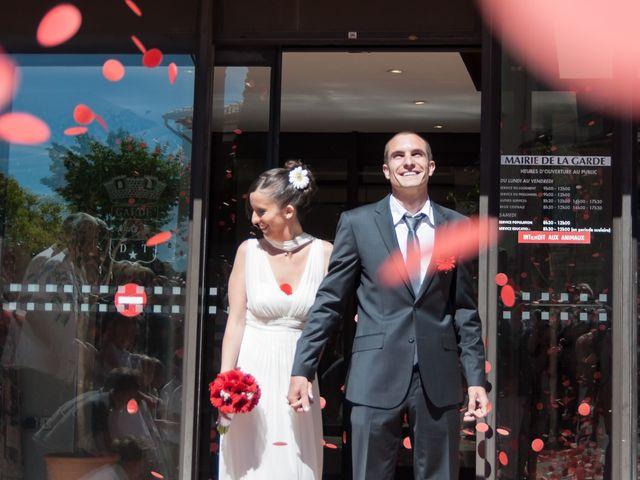 Le mariage de Thomas et Christelle à La Garde, Var 28