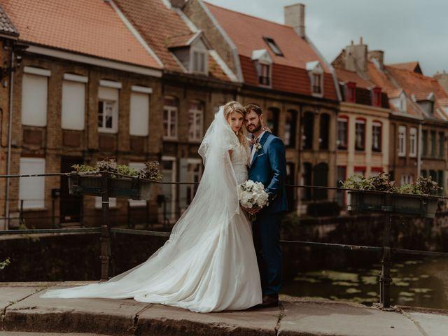 Le mariage de Ophélie et Gaëtan